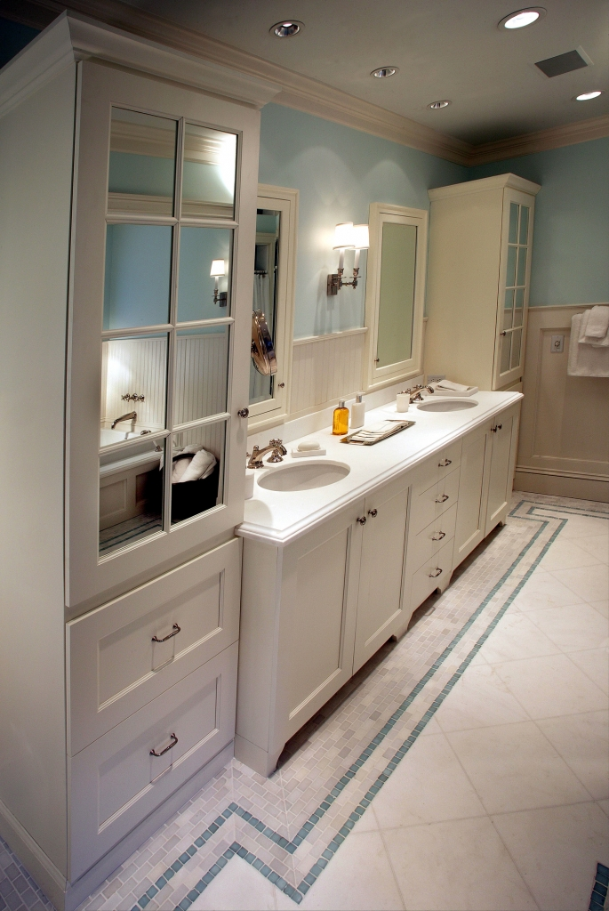 Somers Renovation Master Bath