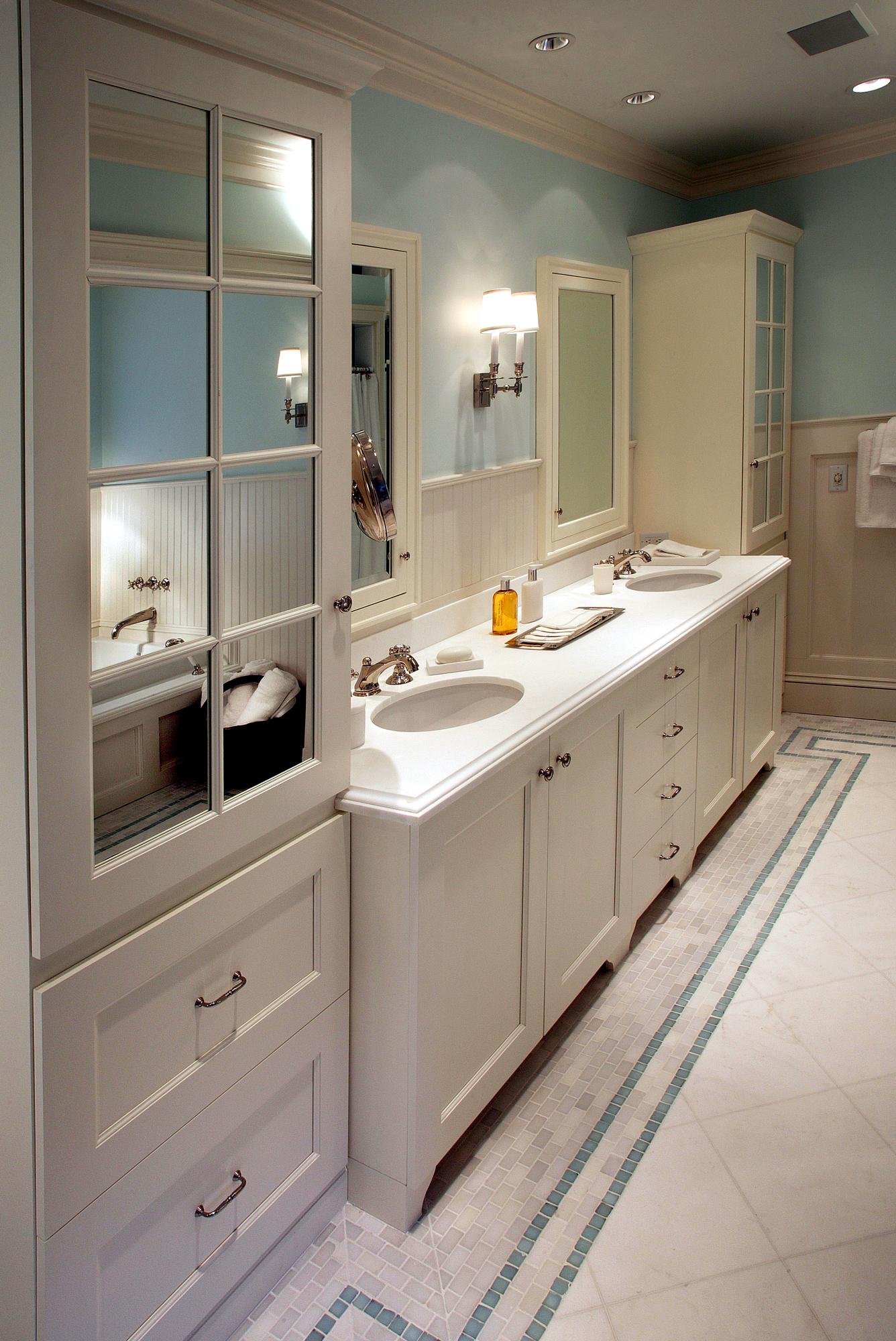 Bathroom Remodel Photo